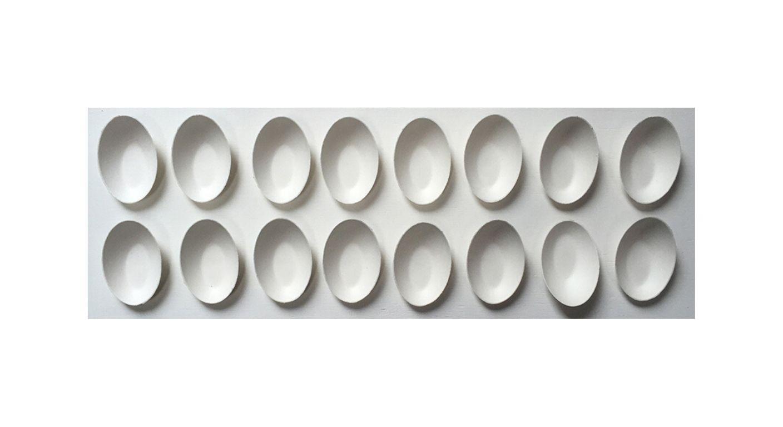 Rare avis. Small White Bowls