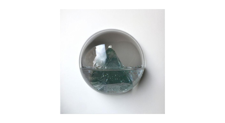 Ice bubbles. Island II